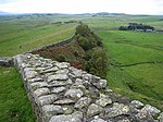 File:A well-preserved section of Hadrian's Wall - geograph.org.uk - 999463.jpg