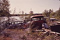 Abandoned Automobiles New Orleans Mississippi Levee 1972.jpg