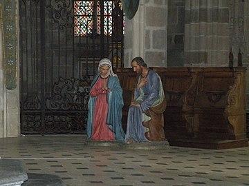 Abbaye Notre-Dame d'Évron 80.JPG