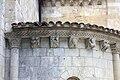 Abbaye d'Arthous-Modillons de l'absidiole nord G-20110616.jpg