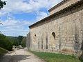 Abbaye de Silvacane - Est de l'abbatiale.jpg