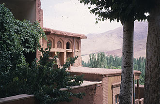 Abyaneh - Traditional architecture of the village