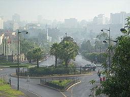 Centrala Addis Abeba