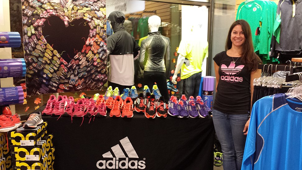 Adidas Running Shoe Demo