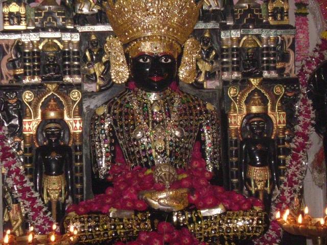Adinath Bhagwan, Bibrod