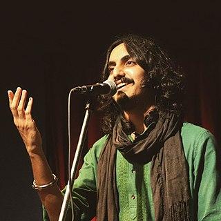 Aditya Gadhvi Indian singer and lyricist