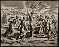 Adonis being born from Myrrha (half woman, half tree) into t Wellcome V0014971.jpg
