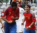 Adrian López and Bojan (cropped).jpg