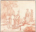 Adrien Manglard Group of Figures with a Soldier in a Landscape.jpg