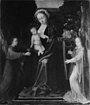 Adrien Ysenbrandt - Virgin and Child with Two Angels in a Landscape - Walters 37266.jpg
