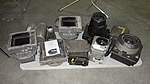 Aerial Photography Cameras, 1 of 3 - Oregon Air and Space Museum - Eugene, Oregon - DSC09725.jpg