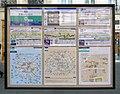 Affichage abribus, bus RATP, Octobre 2010.jpg