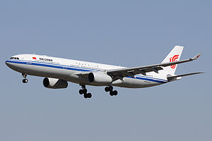 Air China - An Air China Airbus A330-300