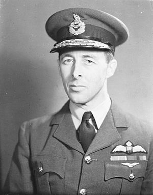 Don Bennett - Bennett as an Air Vice Marshal