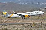 Airbus A321-211(w) 'OY-TCI' Thomas Cook Scandanavia (24741981672).jpg