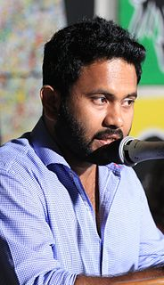 Aju Varghese Indian film actor and producer