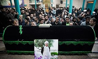 Death and state funeral of Akbar Hashemi Rafsanjani