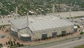 2011 Alamo Bowl - The 2011 Alamo Bowl was played at the  Alamodome.