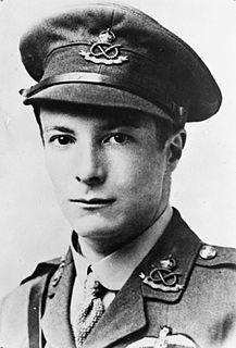 Alan Jerrard British World War I Victoria Cross recipient