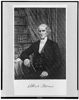 Albert Barnes (theologian) American theologian