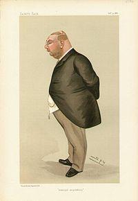 Albert Kaye Rollit, Vanity Fair, 1886-10-09.jpg