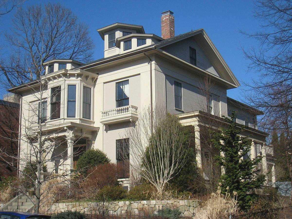 Albert Vinal House Wikipedia