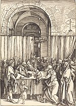 Albrecht Dürer, Joachim's Offering Rejected, c. 1504-1505, NGA 6690.jpg