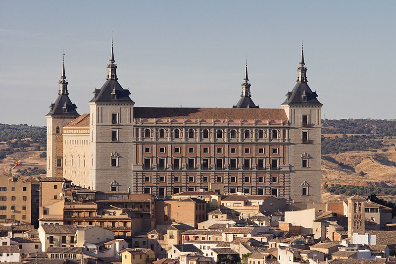 File:Alcázar de Toledo - 03.jpg