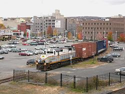 Alco RS-32 2035 Diamond Branch Delaware-Lackawanna Railroad in Scranton, Pennsylvania.jpg