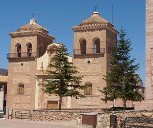 Aledo, Murcia - Aledo Santa Maria Church