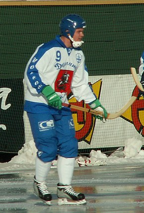 динамо москва хоккейный клуб с мячом