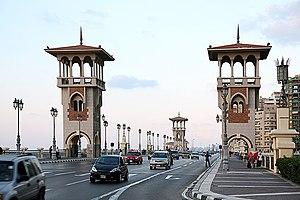 Alexandria - Image: Alex Stanley Bridge