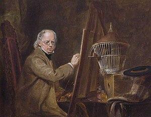Alexander George Fraser - Self portrait (1854)
