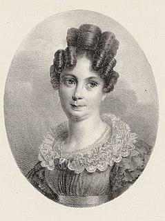Alexandrine Marie Agathe Gavaudan-Ducamel French opera singer