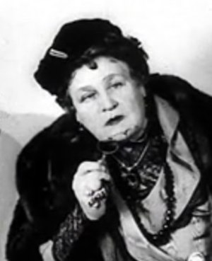 Alison Skipworth - from the trailer for  The Casino Murder Case (1935)