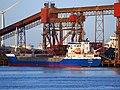 Alizee - IMO 9574303, Calandkanaal, Port of Rotterdam.JPG