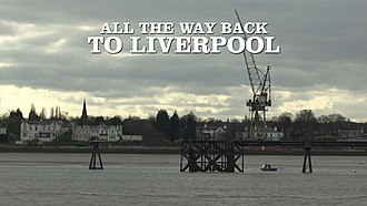 All the Way Back to Liverpool - Theatrical release poster