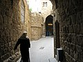 Alleyways, Old city of Sidon, Lebanon.jpg