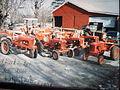 Allis-Chalmers tractors, B, CA, WC, WD-45, D14, D15, D17, 190XT.jpg