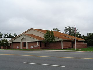 Okefenokee Regional Library System public library system in Georgia, USA