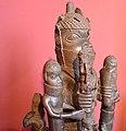 Altar group of KIng Akenzua, Benin, 1735, Bode Museum, Berlin (1) (28404264139).jpg