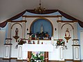 Altar of a chapel, Pico da Urze.jpg
