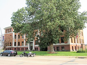 William P. Bettendorf - Bettendorf Company headquarters