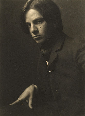 Alvin Langdon Coburn - Self-portrait, 1905