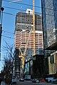 Amazon Tower II under construction (23599200396).jpg
