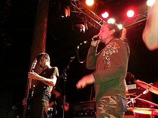 American Head Charge American industrial metal band
