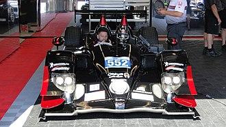 Level 5 Motorsports - Image: American Le Mans Series LMP2 No.552 VIR