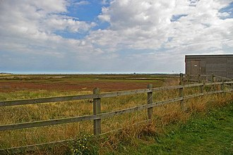 Essex Wildlife Trust - Image: An Abbots Hall Hide geograph.org.uk 551729