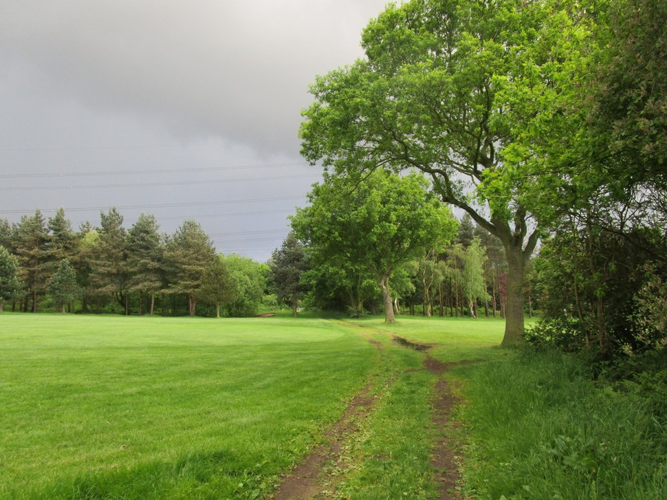 And then the heavens opened (geograph 3998457)