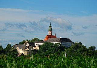 Andechs Abbey abbey